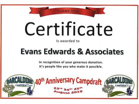 Barcaldine Campdraft 2019