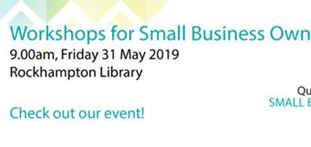 Qld Small Business Week - Workshops for Small Business Owners