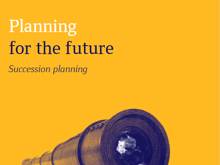 AICD Directors' Briefing: Succession Planning