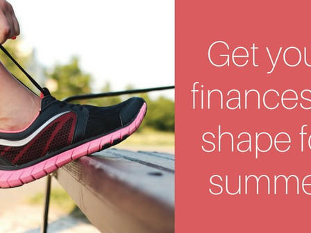 5 day Financial Fitness Challenge