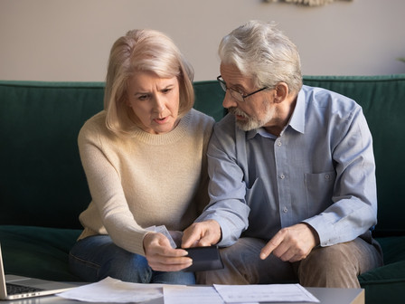 Retirees, COVID-19, and options on the table during a market crash
