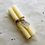 Thumbnail: Hand Rolled Beeswax Candle - White