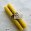 Thumbnail: Hand Rolled Beeswax Candle - Yellow