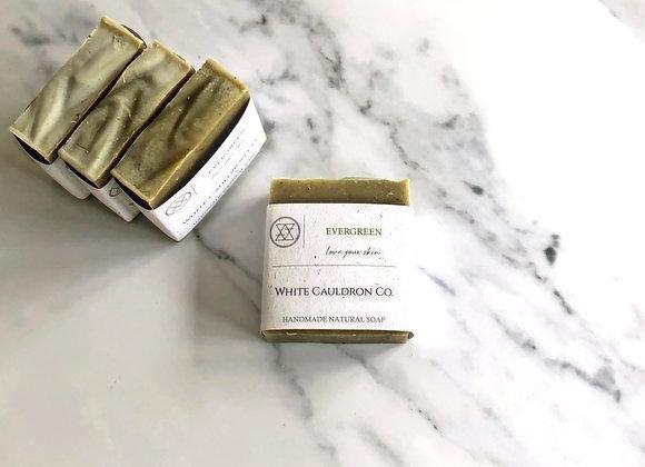 Evergreen Handmade Soap