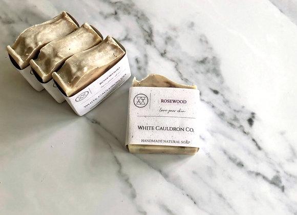 Rosewood Handmade Soap