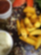 Porçao Batata Frita Asgard Burguer Belo Horizonte Delivery