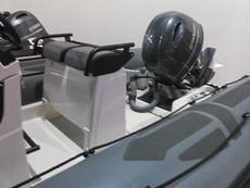 Zodiac Pro 5.5 w/Yamaha F115