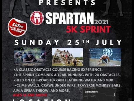 Spartan 5K Sprint 2021
