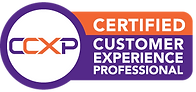 CCXP Certified by CXPA (Customer Experience Professional Association)