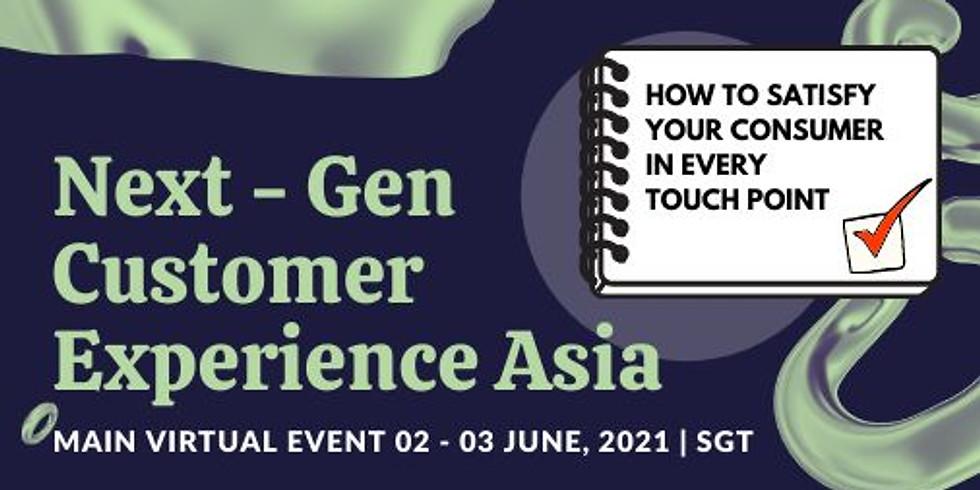 Next Gen Customer Experience Asia