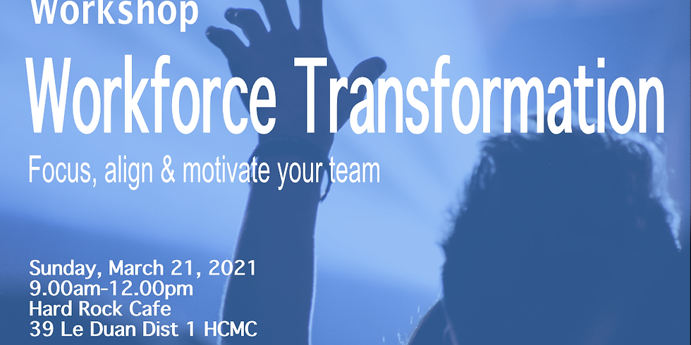 Focus, align & motivate your teams