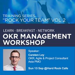 OKR Management Workshop