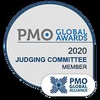 PMO Global Awards Judge 2020