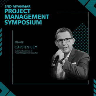 Project Management Symposium Myanmar - PMO