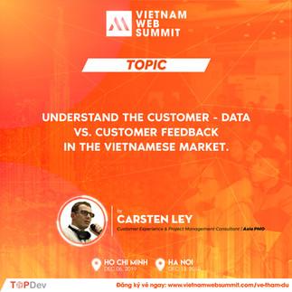 Vietnam Web Summit - Understand the Customer