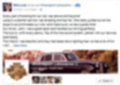 Mila Lutz 5 star review shreveport limousine