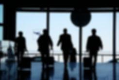 SHV Airport Passengers