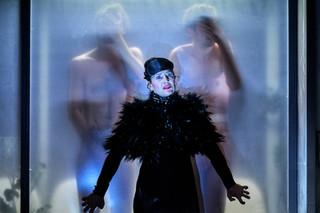The Visit - Claire Zachanassian - Lucerne Theatre