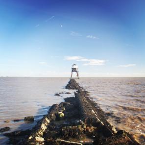 Iconic Dovercourt Lighthouse