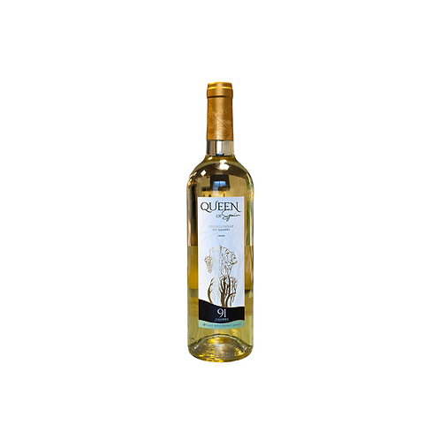 QUEEN OF SPAIN CHARDONNAY ORGANIC