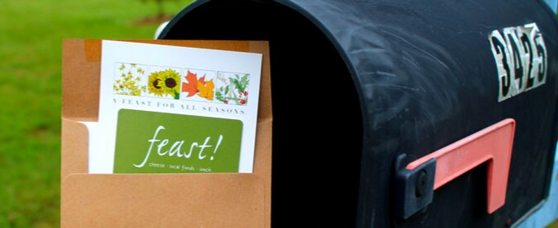 Feast Gift Cards