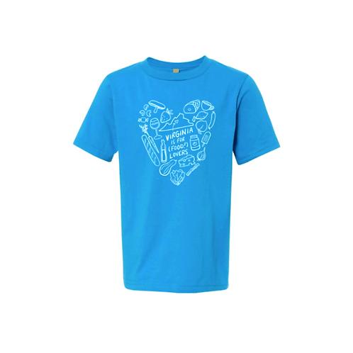 VA Lovers T-Shirt: Kids