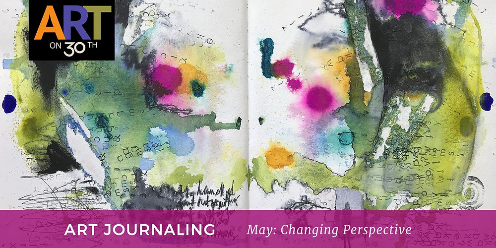 Art Journaling Workshop May