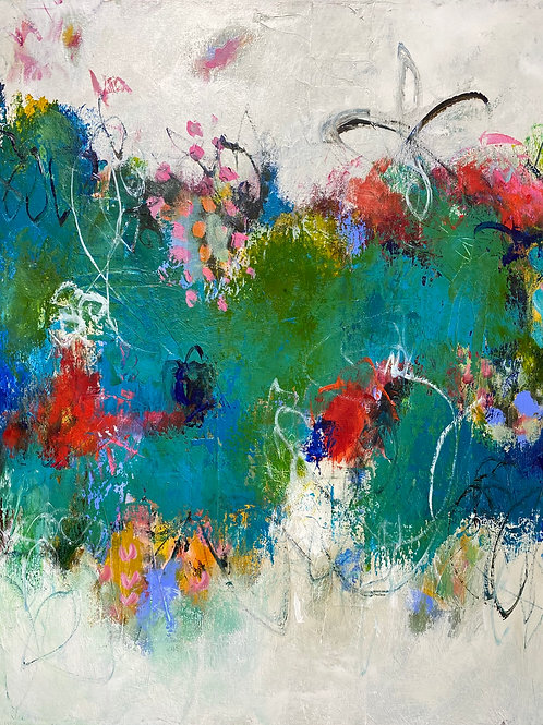 """The Possibilities Are Endless 24""""x30"""""""