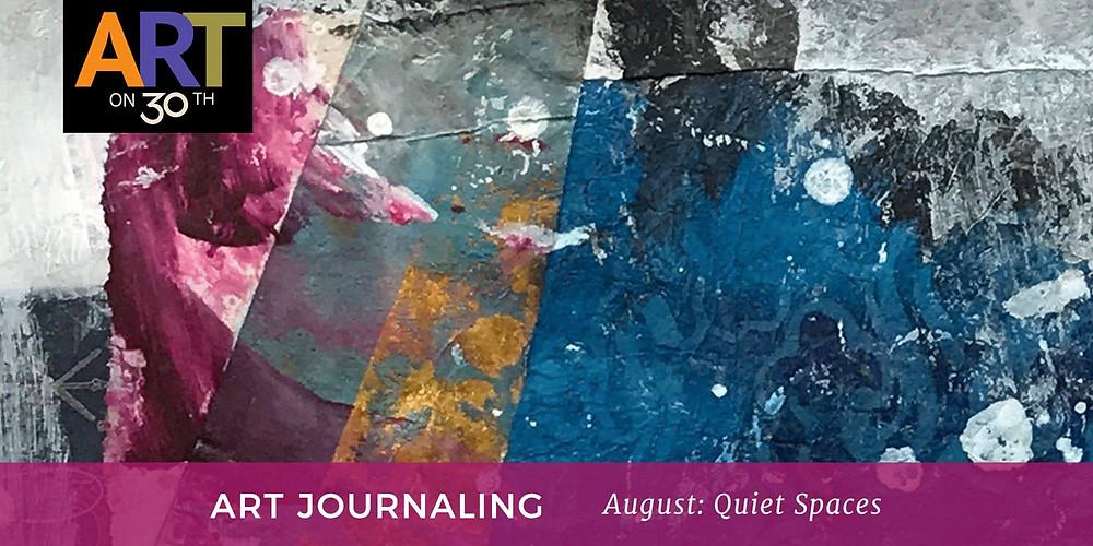 Art Journaling Workshop August 4 2018