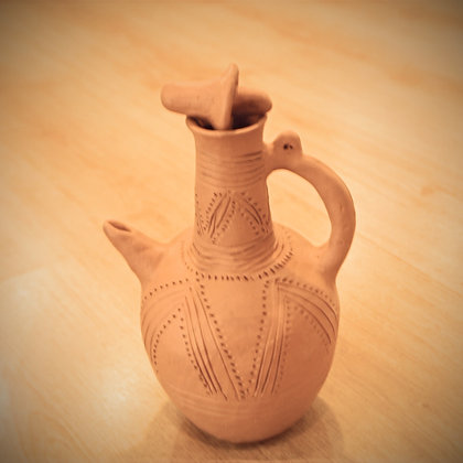 קנקן קפה עבודת יד