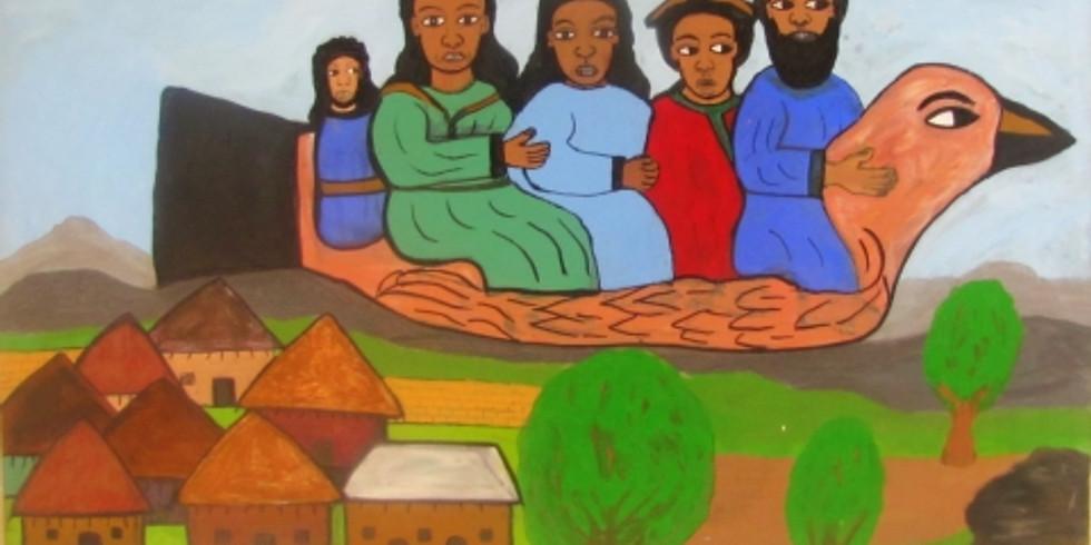קורס רקמה אתיופית