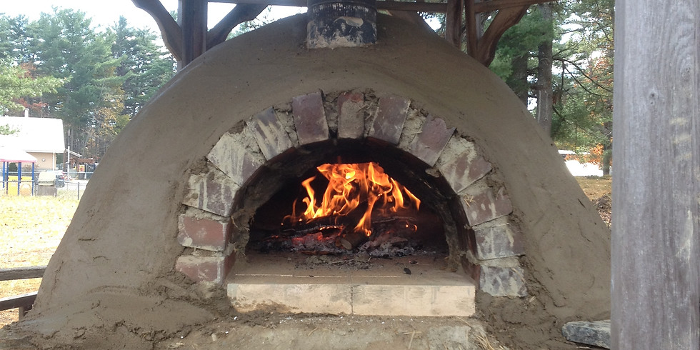Mud Oven Building