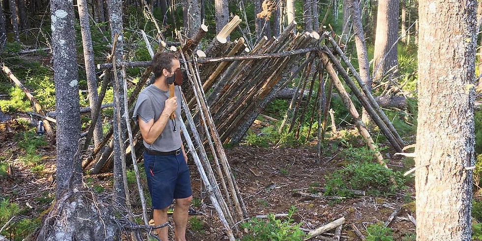 Shelter Making (Ages 7-14)