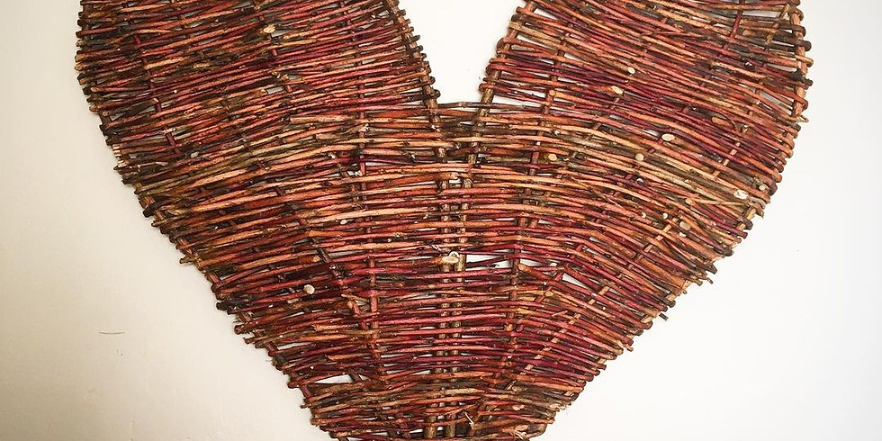 Woven Willow Hearts (SOLD OUT)