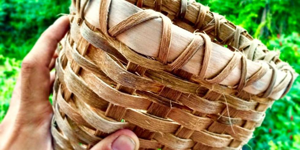 Ash Splint Berry Baskets