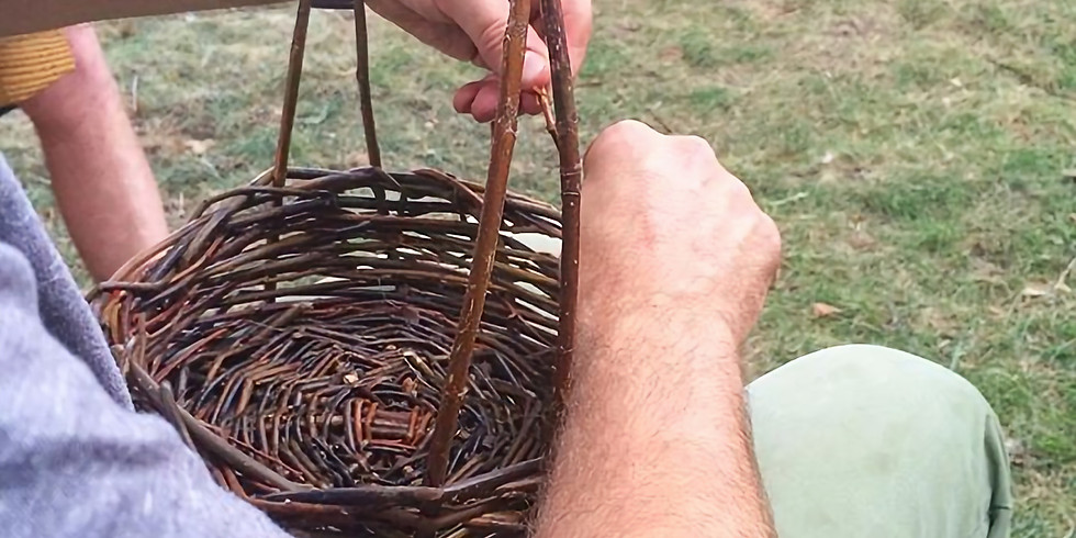 Willow Berry Baskets