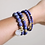 Thumbnail: African Turquoise Gemstone Bracelets
