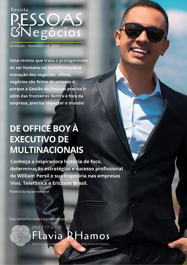 9a Edição Revista PESSOAS & Negócios_Nov