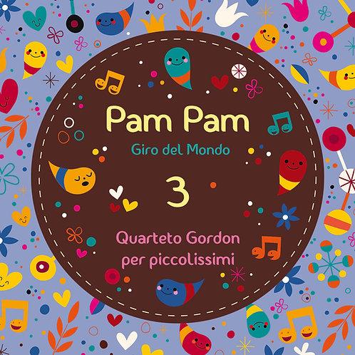 Pam Pam 3: Giro del Mondo