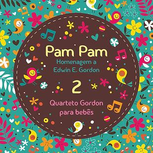 Quarteto Gordon, Pam Pam 2, Homenagem a Edwin E Gordon