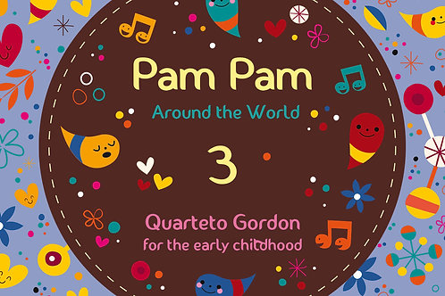 Pam Pam 3: Around the World