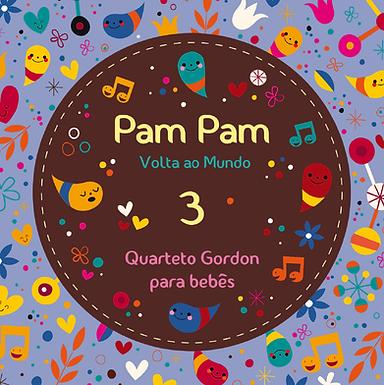 Pam Pam 3: Volta ao Mundo