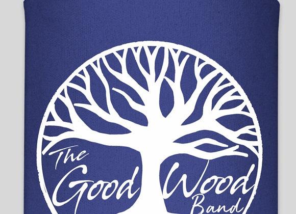 The Good Wood Band Koozie