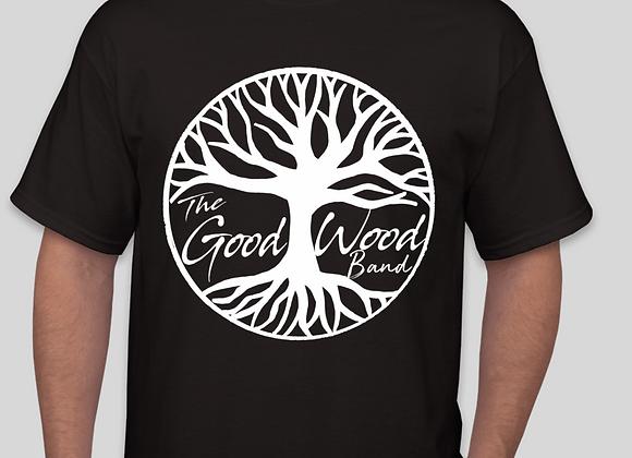 The Good Wood Band T-Shirt - Black