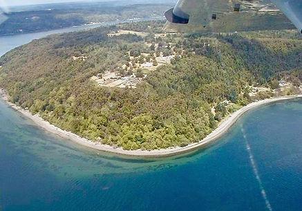 Maury Island, Piner Point