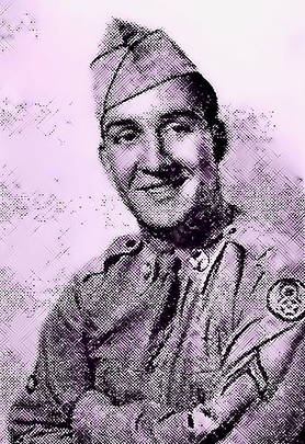 Pfc. Darrell D. Divil, Medical Unit