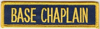 Base Chaplain