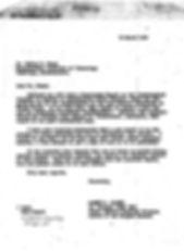 Blount's letter to Dr. Evans