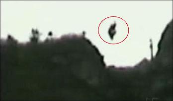 Flying humanoid 1