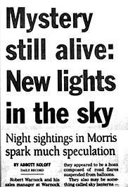 UFO Headline